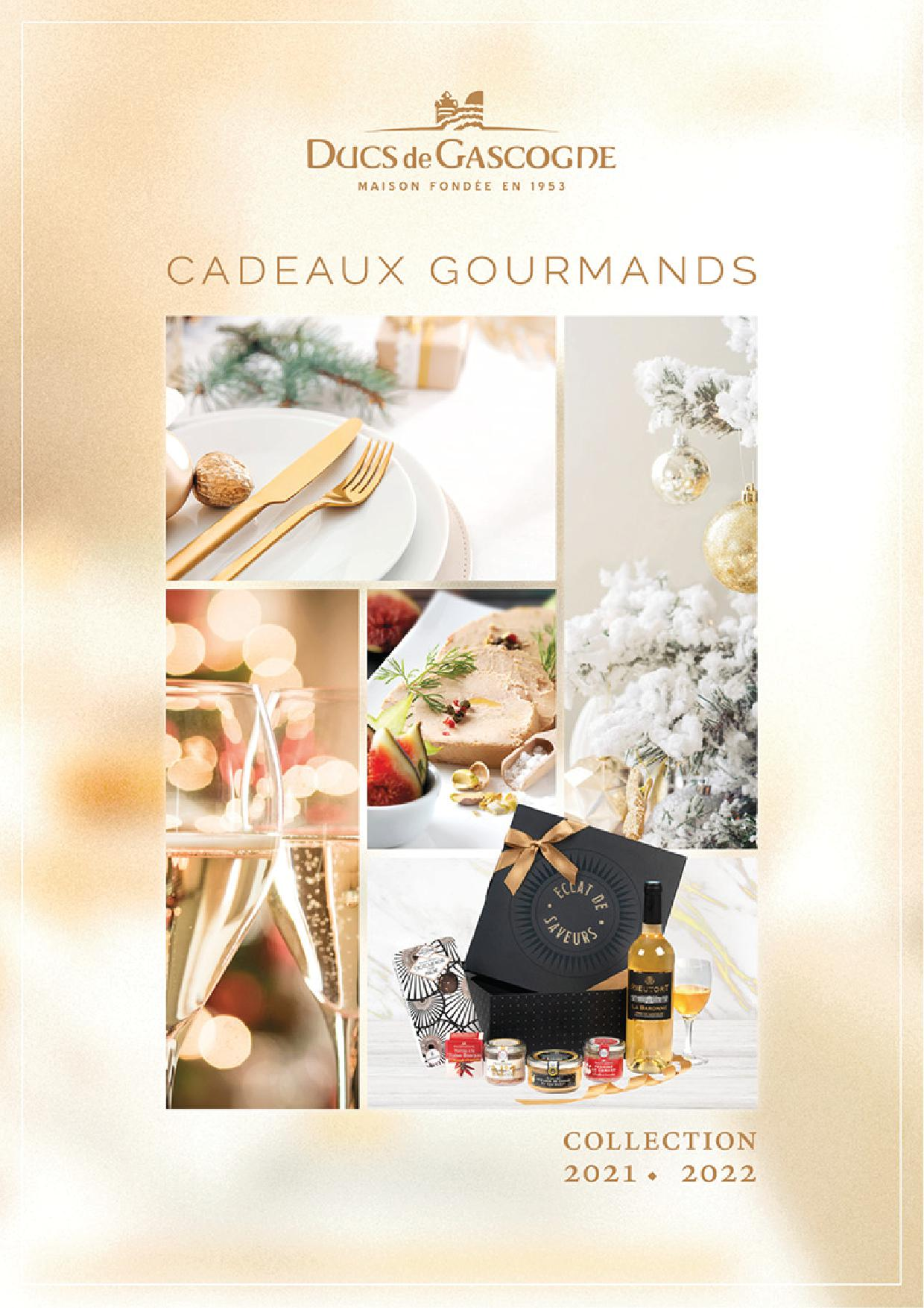 COLLECTION CADEAUX GOURMANDS NOEL 2019 !
